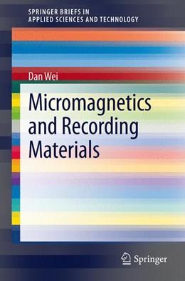 Abbildung von Wei   Micromagnetics and Recording Materials   2012