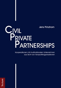Abbildung von Prinzhorn | Civil Private Partnerships | 2011 | Kooperationen mit multinationa...