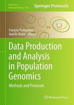 Abbildung von Pompanon / Bonin | Data Production and Analysis in Population Genomics | 2012 | Methods and Protocols | 888