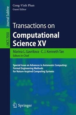 Abbildung von Phan | Transactions on Computational Science XV | 2012 | Special Issue on Advances in A... | 7050