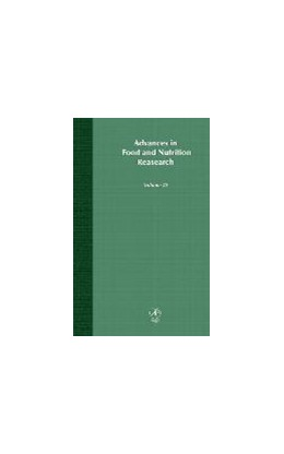 Abbildung von Advances in Food and Nutrition Research | 1998 | 42