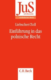 Abbildung von Liebscher / Liebscher / Zoll | Einführung in das polnische Recht | 2005