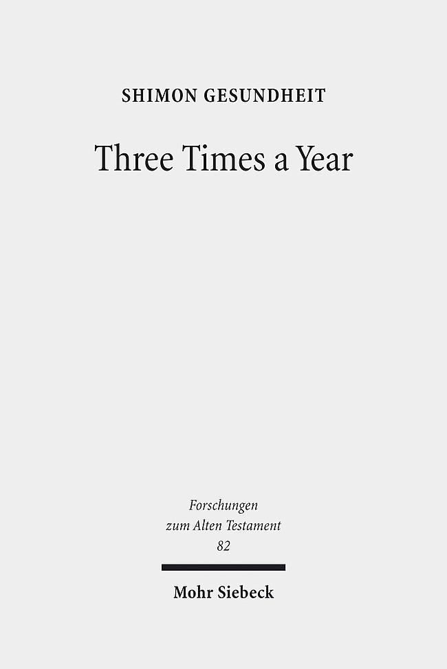 Abbildung von Gesundheit | Three Times a Year | 2012