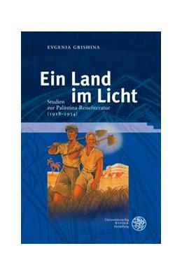 Abbildung von Grishina | Ein Land im Licht | 2012 | Studien zur Palästina-Reiselit... | 166