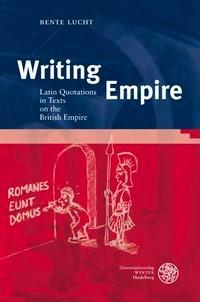 Abbildung von Lucht   Writing Empire   2012