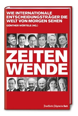 Abbildung von Würtele   Zeitenwende   1. Auflage 2012   2013   Wie internationale Entscheidun...