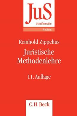 Abbildung von Zippelius | Juristische Methodenlehre | 11. Auflage | 2012 | Band 93