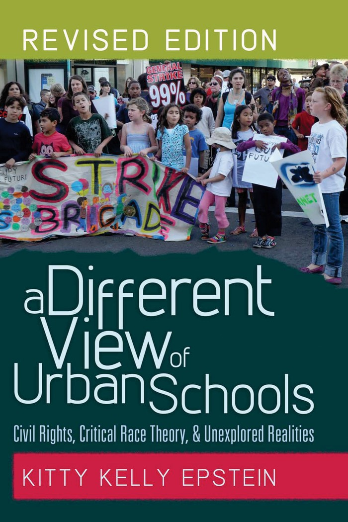 Abbildung von Epstein | A Different View of Urban Schools | 2012