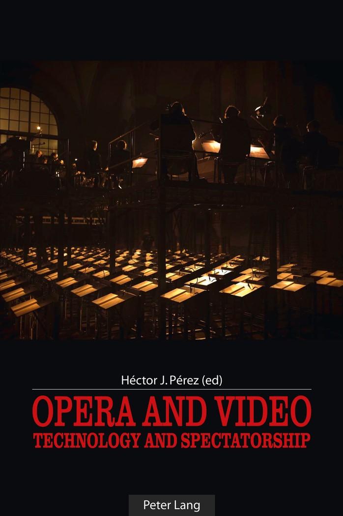 Abbildung von Pérez | Opera and Video | 2012