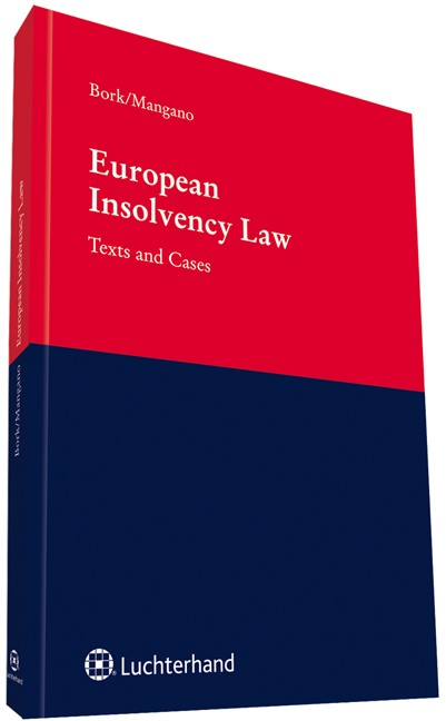 European Insolvency Law | Bork / Mangano, 2012 | Buch (Cover)