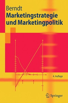Abbildung von Berndt | Marketingstrategie und Marketingpolitik | 4., vollst. überarb. u. erw. Aufl. | 2004