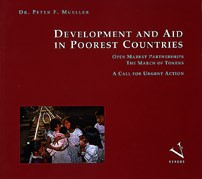 Development and AID in Poorest Countries. Open Market Parnerships - The March of Tokens | Mueller, 1994 | Buch (Cover)