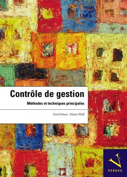 Abbildung von Peters / Pfaff | Contrôle de gestion | 2008 | Methodes et techniques princip...