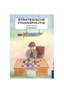 Abbildung von Volkart | Strategische Finanzpolitik | 3., aktual. u. erw. Aufl. | 2001 | 1