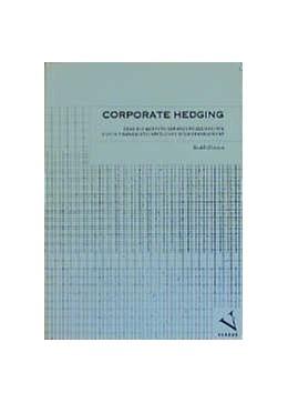 Abbildung von Bühlmann | Corporate Hedging | 1998 | Über die Wertsteigerungsmöglic...