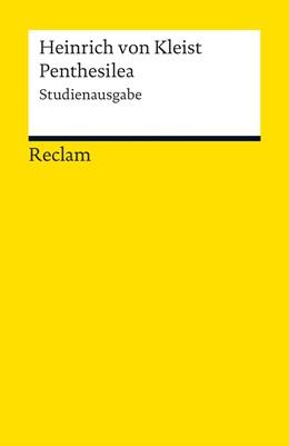 Abbildung von Kleist / Port | Penthesilea | 2012 | Ein Trauerspiel. Studienausgab... | 18968