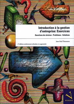 Abbildung von Thommen | Introduction à la gestion d'entreprise: Exercices | 2006 | Questions de révision, Problèm...