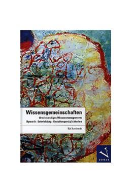Abbildung von Romhardt | Wissensgemeinschaften | 2002 | Orte lebendigen Wissensmanagem...
