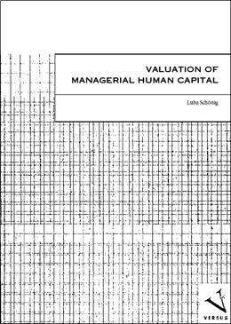 Abbildung von Schönig | Valuation of Managerial Human Capital | 2005