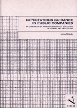 Abbildung von Nöldeke | Expectations Guidance in Public Companies | 2007
