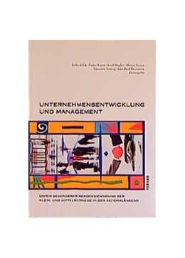 Abbildung von Belak / Kajzer / Mugler / Senjur / Sewing / Thommen | Unternehmensentwicklung und Management | 1997 | Unter besonderer Berücksichtig...