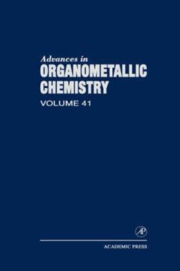 Abbildung von Advances in Organometallic Chemistry | 1997 | 41