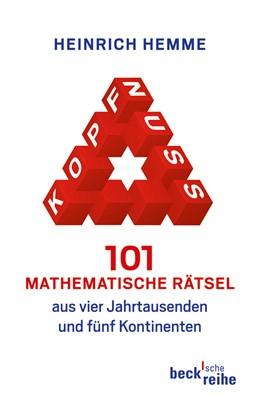 Abbildung von Hemme, Heinrich | Kopfnuss | 2. Auflage | 2013 | 101 mathematische Rätsel aus v... | 6063