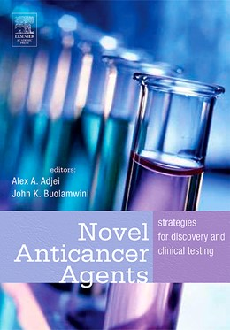 Abbildung von Adjei / Buolamwini   Novel Anticancer Agents   2005   Strategies for Discovery and C...
