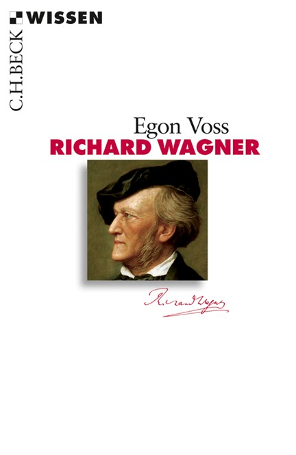 Cover: Egon Voss, Richard Wagner