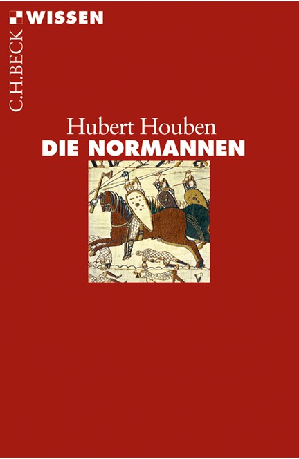 Cover: Hubert Houben, Die Normannen