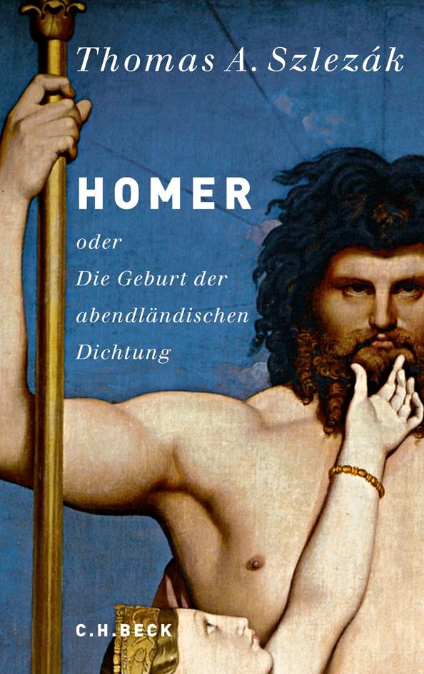 Homer | Szlezák, Thomas, 2012 | Buch (Cover)