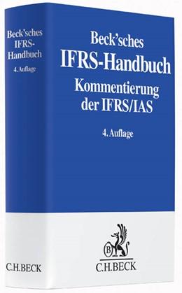 Abbildung von Beck'sches IFRS-Handbuch | 4., vollständig überarbeitete und erweiterte Auflage | 2013 | Kommentierung der IFRS/IAS