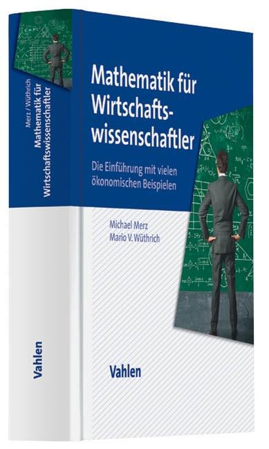 Abbildung von Merz / Wüthrich   Mathematik für Wirtschaftswissenschaftler   2013