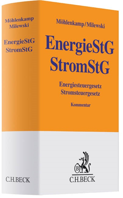 EnergieStG/StromStG | Möhlenkamp / Milewski, 2012 | Buch (Cover)