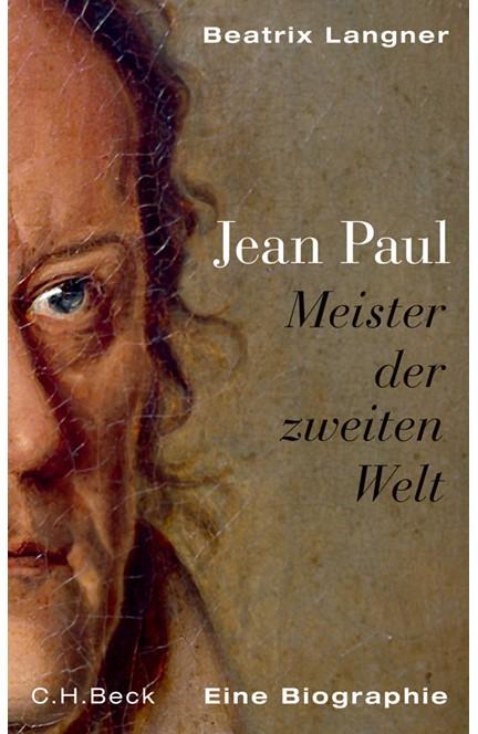 Cover: Beatrix Langner, Jean Paul