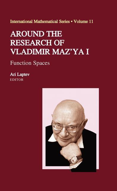 Abbildung von Laptev | Around the Research of Vladimir Maz'ya I | 2012