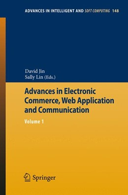 Abbildung von Jin / Lin | Advances in Electronic Commerce, Web Application and Communication | 2012 | Volume 1 | 148