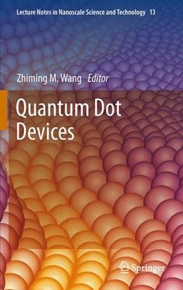 Abbildung von Wang | Quantum Dot Devices | 2012 | 13