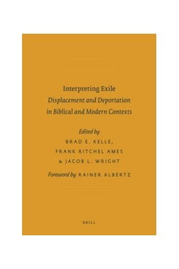 Abbildung von Kelle / Ames / Wright | Interpreting Exile | 2012 | Displacement and Deportation i... | 10