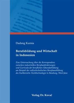 Abbildung von Kurnia | Berufsbildung und Wirtschaft in Indonesien | 2012 | Eine Untersuchung über die Kor... | 43