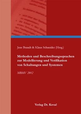 Abbildung von Brandt / Schneider | Methoden und Beschreibungssprachen zur Modellierung und Verifikation von Schaltungen und Systemen | 2012 | MBMV 2012 | 68