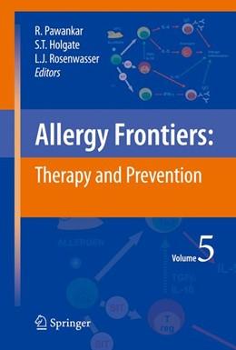 Abbildung von Pawankar / Holgate / Rosenwasser | Allergy Frontiers:Therapy and Prevention | 2012 | 5