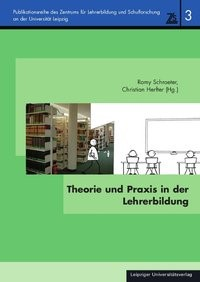 Abbildung von Schroeter / Herfter | Theorie und Praxis in der Lehrerbildung | 2012