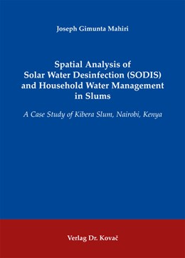 Abbildung von Mahiri | Spatial Analysis of Solar Water Desinfection (SODIS) and Household Water Management in Slums | 2012 | A Case Study of Kibera Slum, N... | 5