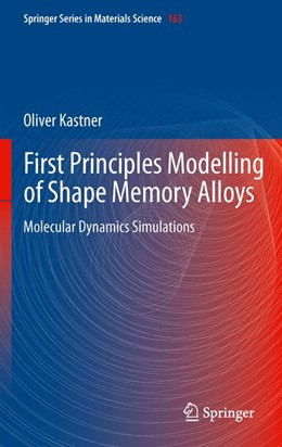 Abbildung von Kastner | First Principles Modelling of Shape Memory Alloys | 2012 | Molecular Dynamics Simulations | 163