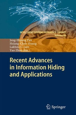 Abbildung von Pan / Huang / Jain / Zhao | Recent Advances in Information Hiding and Applications | 2012 | 40
