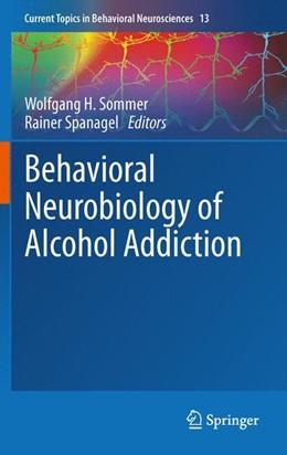 Abbildung von Spanagel / Sommer | Behavioral Neurobiology of Alcohol Addiction | 2012 | 13