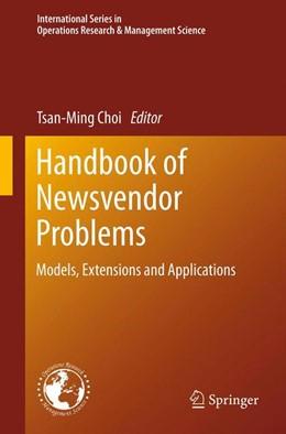 Abbildung von Choi   Handbook of Newsvendor Problems   2012   Models, Extensions and Applica...   176