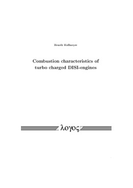 Abbildung von Hoffmeyer | Combustion characteristics of turbo charged DISI-engines | 2012