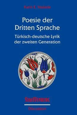 Abbildung von Yesilada | Poesie der Dritten Sprache | 2016 | Türkisch-deutsche Lyrik der zw...